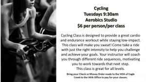Cycling Class @ Aerobic Studio | Orlando | Florida | United States
