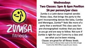 6pm Zumba Class @ The Pavilion | Orlando | Florida | United States