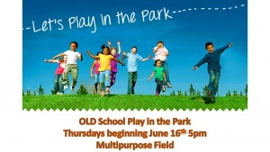 'Old School' Play in the Park @ Multipurpose Field behind the basketball courts | Orlando | Florida | United States