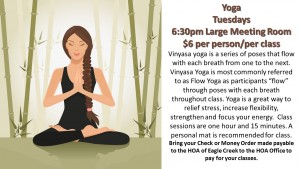 6:15pm Yoga 75 Minute Class @ Large Meeting room | Orlando | Florida | United States