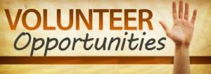 Volunteer-Opportunities