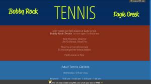 Bobby rock tennis