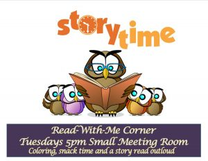 Read-With-Me Corner @ Small Meeting Room  | Orlando | Florida | United States