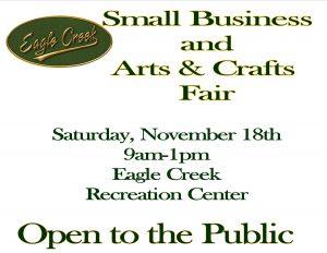 Small Business and Arts & Crafts Fair November 2017 @ Recreation Center | Orlando | Florida | United States
