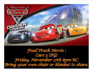 Food Truck Friday and Movie Night @ Recreation Center | Orlando | Florida | United States