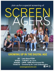 LKNHS: Screenagers Growing Up in a Digital World @ Lake Nona High School Auditorium  | Orlando | Florida | United States