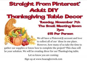 Straight from Pinterest® Thanksgiving Table Decor @ Small Meeting Room  | Orlando | Florida | United States