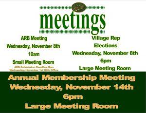 HOA Of Eagle Creek Annual Meeting @ Large Meeting Room  | Orlando | Florida | United States