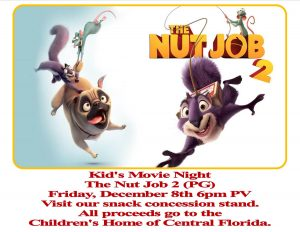 Movie Night: Nut Job 2 (PG) @ Pavilion  | Orlando | Florida | United States