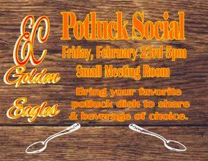 Movie Madness Feb2018 Potluck Social