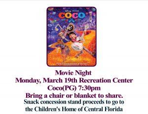 Movie Madness Mar2018 Coco