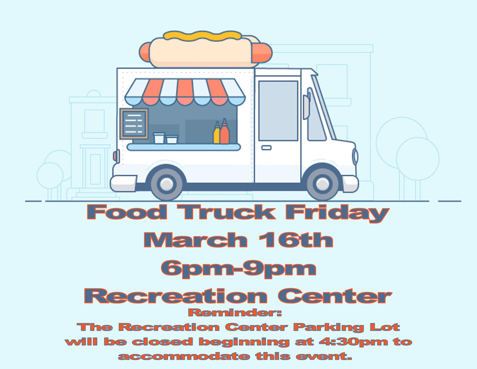 Movie Madness Mar2018 Food Trucks