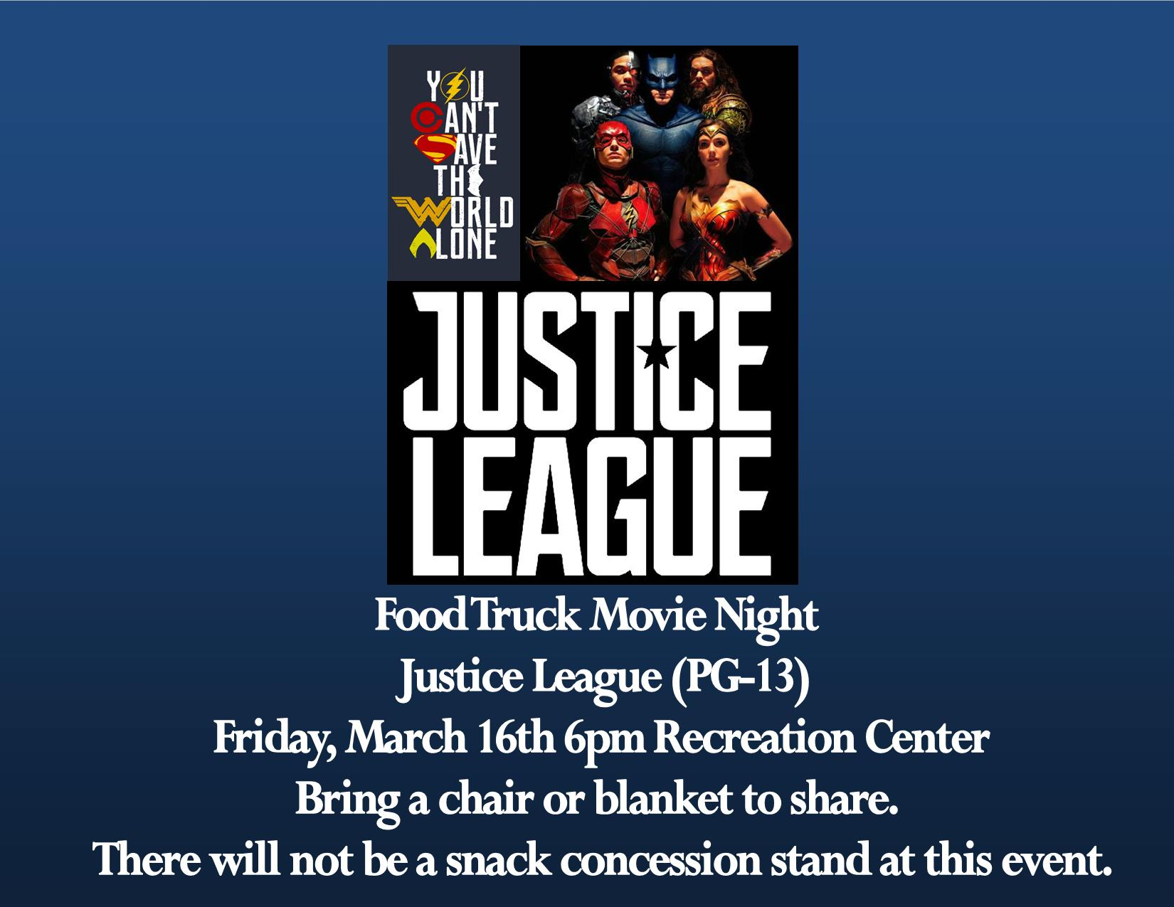 Movie Madness Mar2018 Justice League