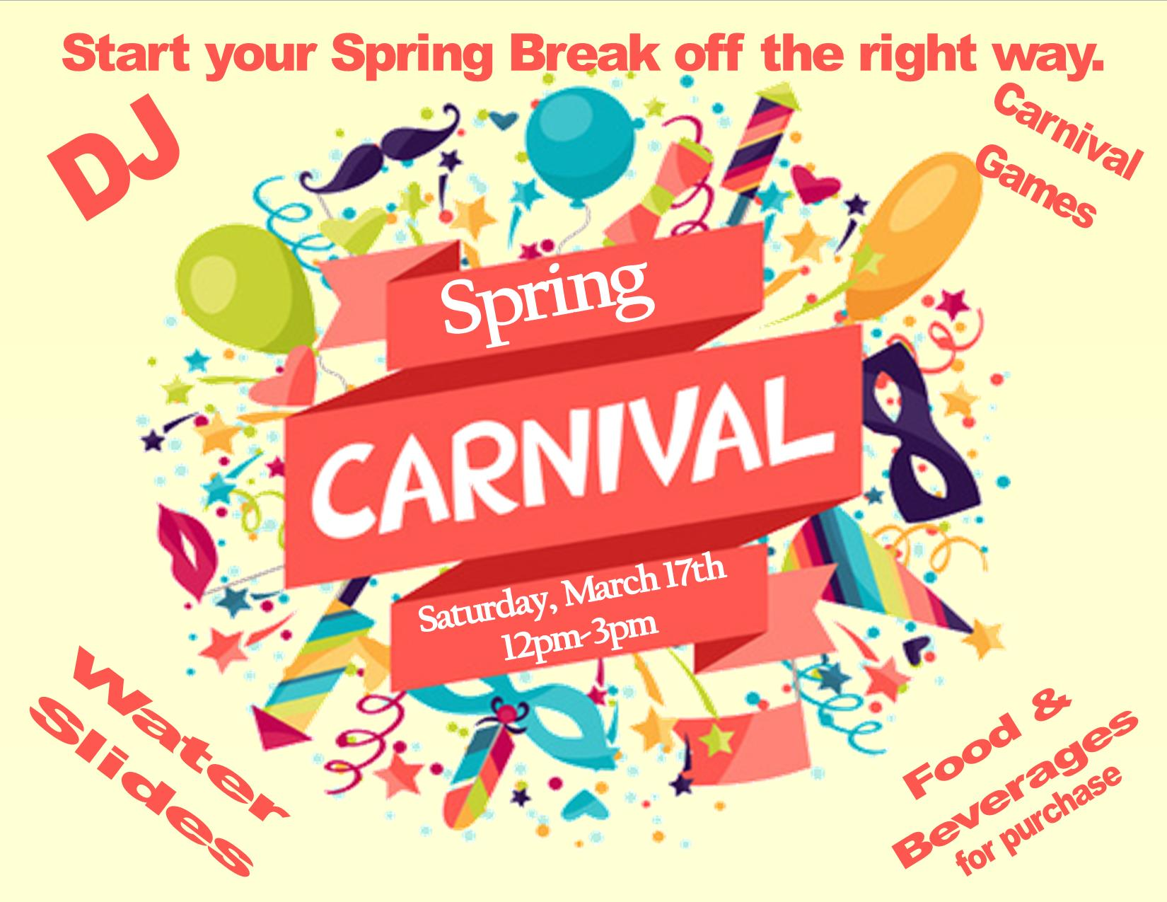 Movie Madness Mar2018 Spring Carnival
