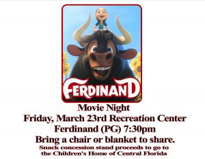Movie Madness Mar2018 ferdinand